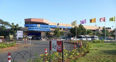 Аэропорт штата Гоа Даболим