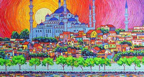 Молния: весь Стамбул за3 часа!