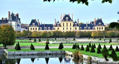 Фонтенбло— король замков вокруг Парижа