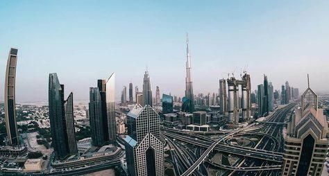 Дубай для новичков