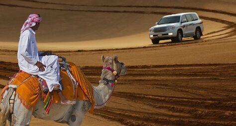 Золотые пески Дубая