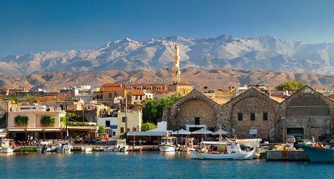 Весь Крит заодин день