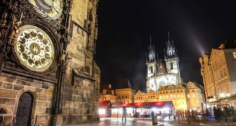 Старая Прага висториях илегендах