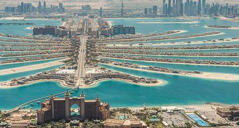 Дубай: любые места повашим интересам