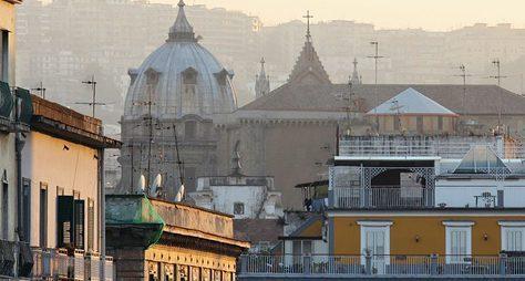 Неаполь— первое свидание