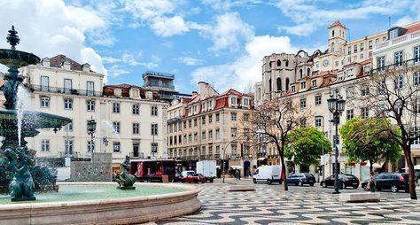 Весь Лиссабон: пешком, натрамвае, фуникулёре илифте