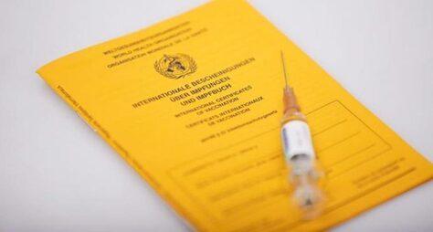 Роз'яснення щодо свідоцтва про вакцинацію від COVID-19