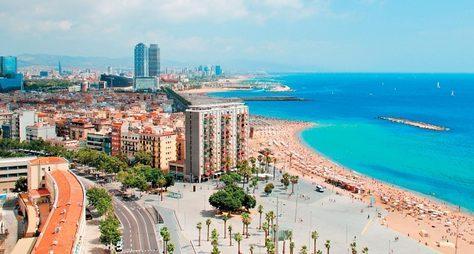 Блиц-Барселона Light посредам савиа