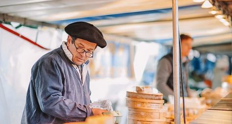 Канны: провансальский рынок иСтарый город