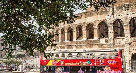 Мультикарта подостопримечательностям Рима иВатикана