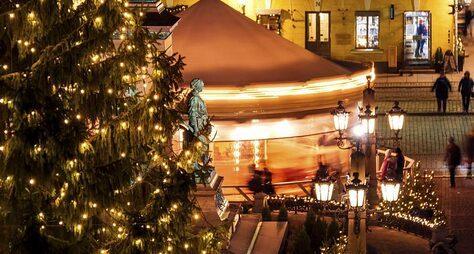 Рождественская сказка вХельсинки