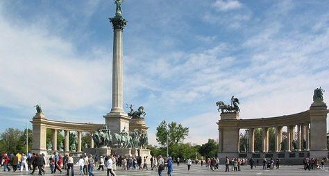 Микс уикенд: Будапешт + Вена