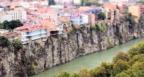 Мцхета иТбилиси: две столицы заодин день