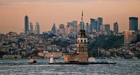 Такой разный Стамбул