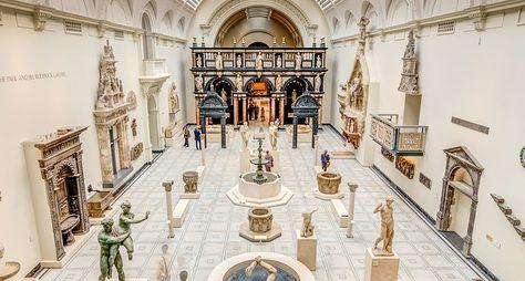 Музей Виктории иАльберта: история стиля