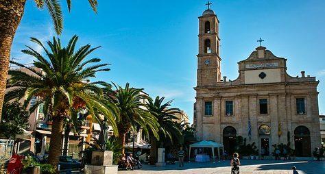 Православные святыни Крита