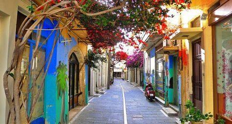 Чарующий западный Крит