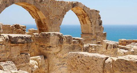 Южный берег Кипра: античная история имифы