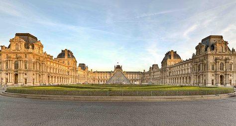 Главные сокровища Лувра за2 часа