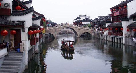 Чжуцзяцзяо— шанхайская Венеция