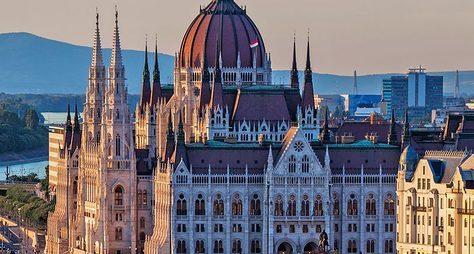 Онлайн-прогулка «Будапешт изнутри»