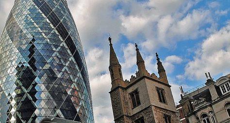 Лондонский Сити— история «квадратной мили»