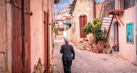 Деревушки Кипра— хранители времени