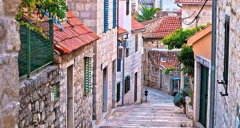 Онлайн-прогулка «Идиллическая Хорватия»
