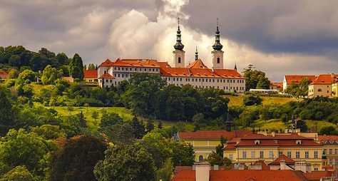 Счего начиналась Прага
