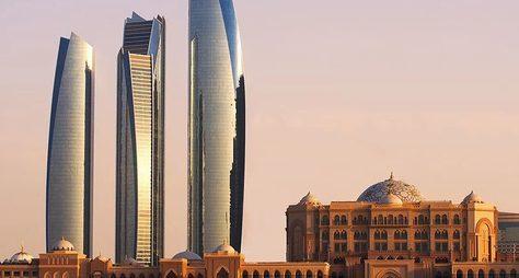 Абу-Даби— Манхэттен Ближнего Востока