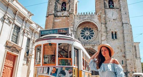 Фотопрогулка всердце Лиссабона