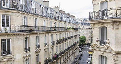 Отей— самый буржуазный квартал Парижа