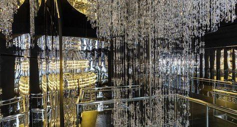 Музей «Кристаллические миры Swarowski»