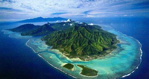 Экскурсия ПоТаити. Самые красивые места ипляжи наострове.