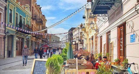 Тбилиси иМцхета: древняя иновая Грузия