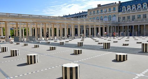 Париж: LaRive Droite, или правый берег
