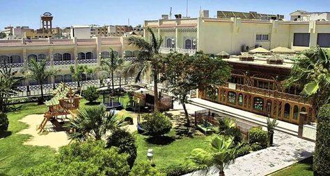 Grand Hotel 4* - Египет, Хургада