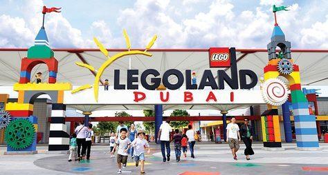 Билеты впарк LegoLand
