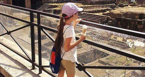 Экскурсия-квест поРиму для детей