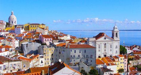 Лиссабон— первое свидание