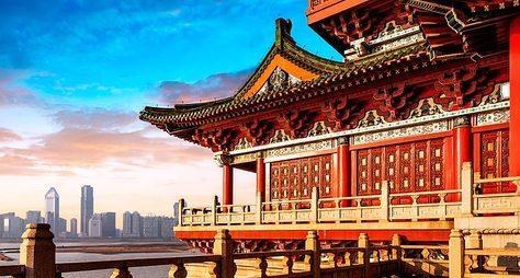 Влюбиться вПекин заодин день!