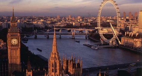 Лондон максимальный 3*