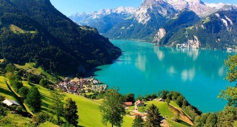 Любимый город Цюрих