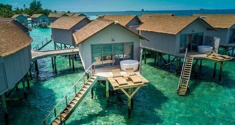 Centara Rasfushi Resort & Spa