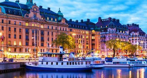 Балтийские берега Вильнюс, Рига, Таллин + Стокгольм!