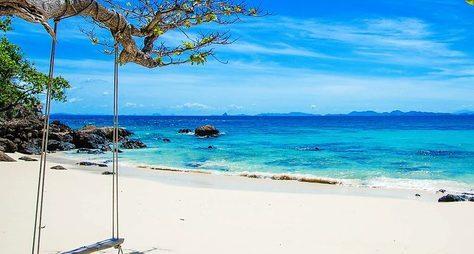 День науединённом острове Майтон