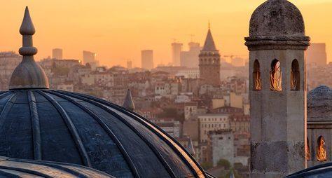 Стамбул вчера исегодня