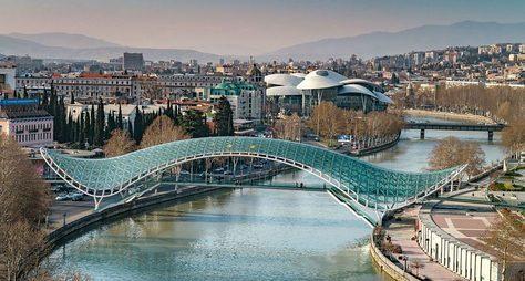 Добро пожаловать вТбилиси!