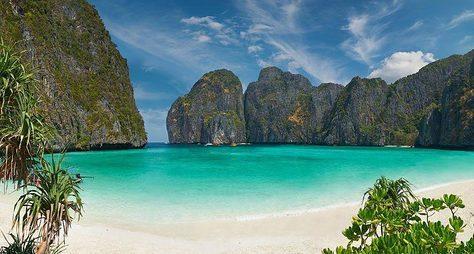Сказочные острова Пхи-Пхи иКай