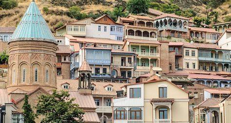 Тбилиси— первое свидание